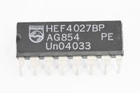 HEF4027BP DIP Микросхема