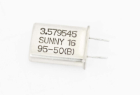 Кварц  3,5795 MHz  HC-49/U