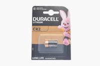 Duracell CR2 lithium батарейка