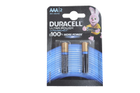 Duracell LR03-2BL Ultra Power (AAA) батарейка