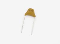 CAP     47pF   50V 5% (470) NP0 керамический конденсатор (аналог К10-17Б)