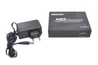 Конвертор HDMI (вход) на 3 RCA (выход) 17-6915