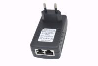 Блок питания POE Adapter 220V/24V 1.0A POE-248 (OT-APB02) импульсный (адаптер)