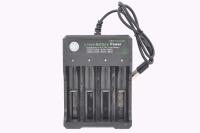 Зарядное устройство для четырех 10440/14500/16340/18350/18650/26650/20700 OT-APZ03