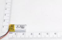 00-00015975 Аккумулятор 3.7V 160mAh 4.0x10x21mm универсальный с проводками