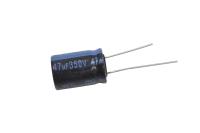 47mkF 350v 105C Jamicon TK конденсатор