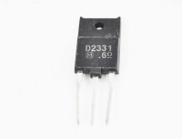 2SD2331 (600V 3.5A 40W npn+D+R) TO3PF Транзистор