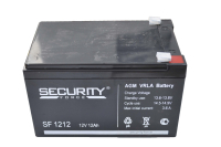 0553718 Аккумулятор Security Force SF 1212 (12V 12A)