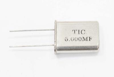 Кварц  6 MHz  HC-49/U