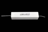Резистор  10W      0.68 OM