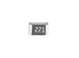 Резистор SMD      220 OM  0.125W  0805 (221)