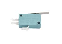 Микропереключатель KW7-0 (MSW-02B) 250V 16A зеленый с рычагом