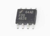 FDS4828 (60V 4.5A 2W N-Channel MOSFET) SO8 Транзистор