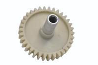 41.007-VIT - Шестерня к электромясорубке Polaris/Поларис Д=71 мм, H=58 мм, зуб.прям.-34 шт., шестигранник
