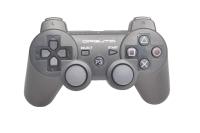 Беспроводной джойстик OT-PCG02 для PS3, 12 кнопок, USB, вибрация, черный