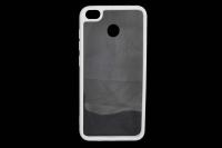 "Накладка гибридная Re.case ""Clear Glass"" XIA RedMi 4X белый"