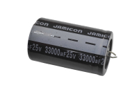 33000mkF  25v  85C Jamicon LS конденсатор