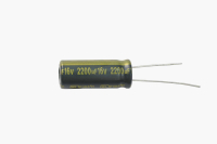 2200mkF  16v 105C Jamicon WL (комп.) конденсатор