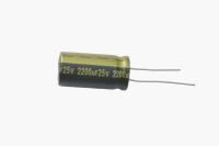 2200mkF  25v 105C Jamicon WL (комп.) конденсатор