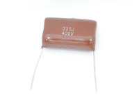 CAP  3.3mkF  400V 10% (335) CL21 Конденсатор металлопленка