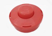010124(1A1) Катушка триммера в сборе (М10х1,25) красная (Китай)