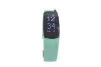 56769 Фитнес трекер Lime 117HR green (пульсометр, шагомер, подсчет калорий, часы, будильник, зеленый ремешок)