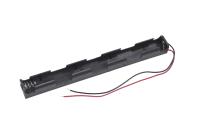 Батарейный отсек DMDW158 3 x AA 158 x 17.1 x 13.9 mm