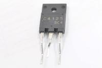 2SC4125 (800V 10A 70W npn+D+R) TO3PF Транзистор