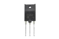 2SC5521 (600V 13A 50W npn) TO3PF Транзистор
