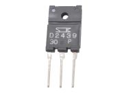 2SD2439 (150V 10A 80W npn Darlington) TO3PF Транзистор