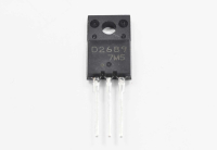 2SD2689 (700V 10A 35W npn) TO220F Транзистор