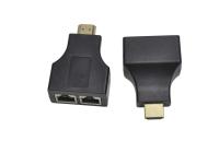 HDMI Удлинитель (видео) по витой паре 8P8C (720p-30M / 1080p-20M / 4K-10m) 17-6916
