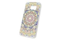 """Силиконовый чехол """"Gel Case Рисунок"""" Samsung Galaxy S7 00-205"""