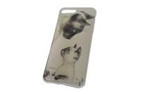 "Чехол ""Re:case Luisance""  iphone 7plus 00-228"