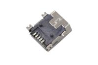 """Разъем MiniUSB 5-pin """"гн"""" (USB/M-1J) 05-0006-9"""