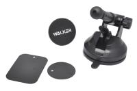 21253 Автодержатель Walker CX-015 Premium телескопический магнитный с присоской, черный