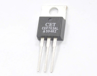 CEP703AL (30VA 40A 50W N-Channel MOSFET) TO220 Транзистор