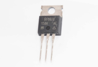 IRF9610 (200V 1.8A 20W P-Channel MOSFET) TO220 Транзистор