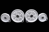 01020369 Комплект горелок стола (4шт) Darina GM441, GM442, Лысьва  ЭГ401, Веста М1464, Кинг 1465, 1449 (с розжигом)