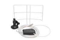 Антенна комнатная для DVB-T2 УР-5МН Уралка (до 90 км) (активная) (5м+отраж.)