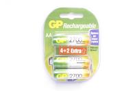 GP HR6-6BL 2700mA (AA) Аккумулятор (1 шт.)