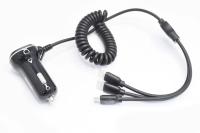 21510 Автомобильное зарядное устройство XO CC16 3USB, 3.1А
