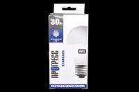 55066-30 Лампа светодиодная Прогресс Standard A65/A70-30W-E27-6500K