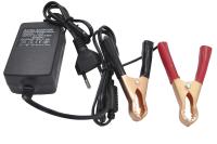 """Зарядное устройство для аккумулятора """"Орбита"""" OT-ARZ04 12V 2A с крокодилами"""