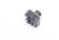 Кнопка 2-pin  6x6x4.3 mm L=2.5mm №25