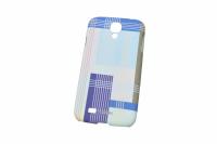 170217 Чехол PrintCover Samsung Galaxy S4 Blue Block Krusell (KS-89866)