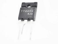 TT2202 (1500V 10A 80W npn) TO3PF Транзистор