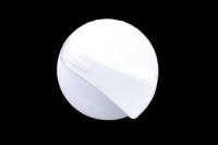 04010240 Ручка крана Flama 1465, 1467 с 2015г, длин. ножка, белая (GN 442.26.022)