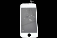 06477 Дисплей для Apple IPhone 5S white (класс AAA, Long Teng)