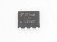 FDS8962C (30V 7/5A 2.0W N/P-Channel MOSFET) SO8 Транзистор